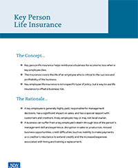 Key Person Life Insurance